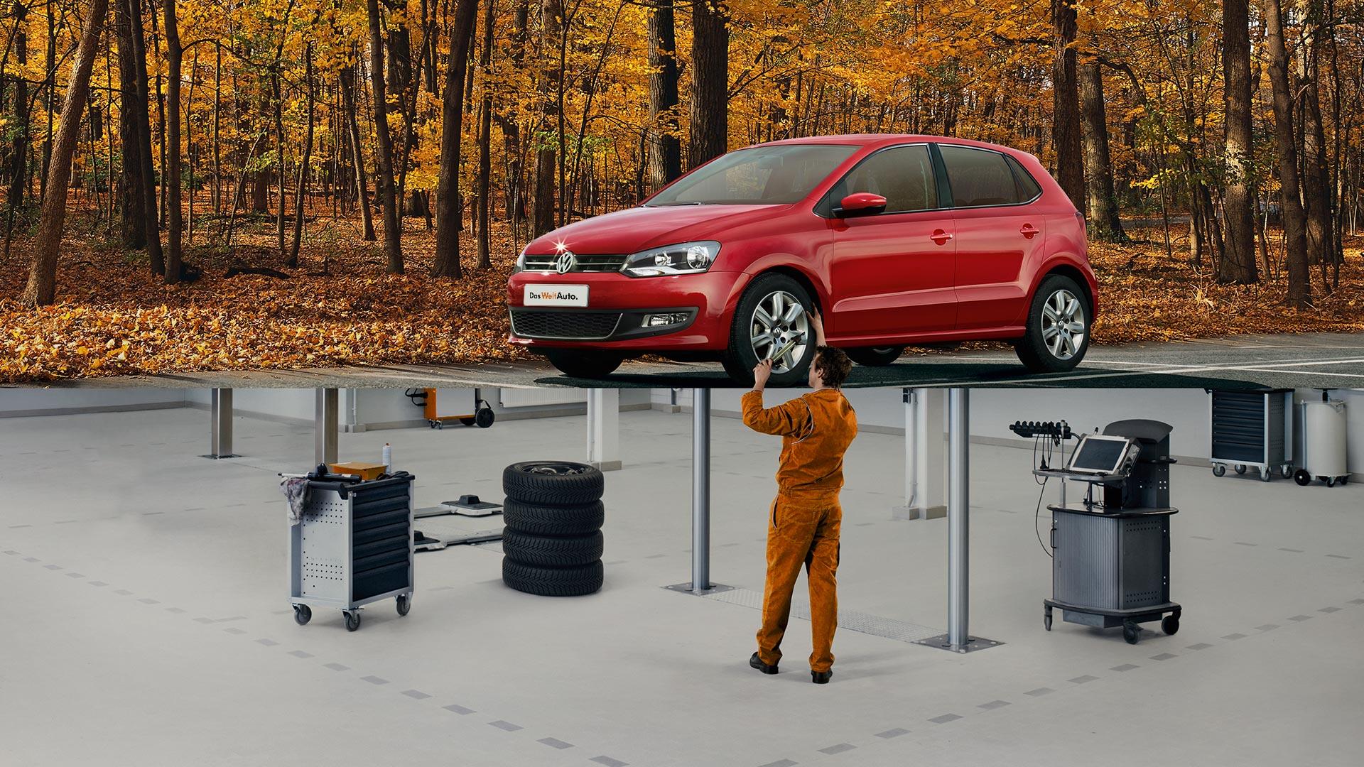 Jak przygotować auto do jesieni?