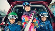 Samochód na narty - w co go wyposażyć?
